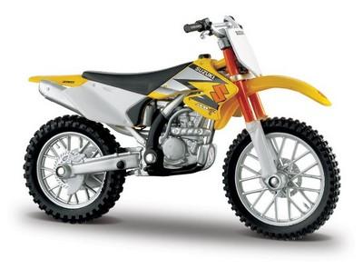 Picture Gallery for Maisto 4047 Suzuki RM-Z 250  - Motorcycle