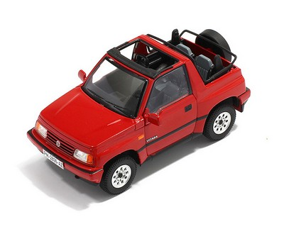 Picture Gallery for PremiumX PRD329 Suzuki Vitara Convertible (1992)