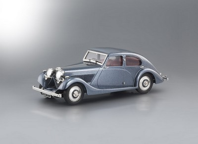 Picture Gallery for Brooklin LDM120 Talbot 105 Airline Saloon (1936)