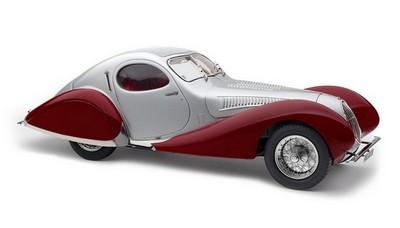 Talbot Lago Coupe Type 150C (1937)
