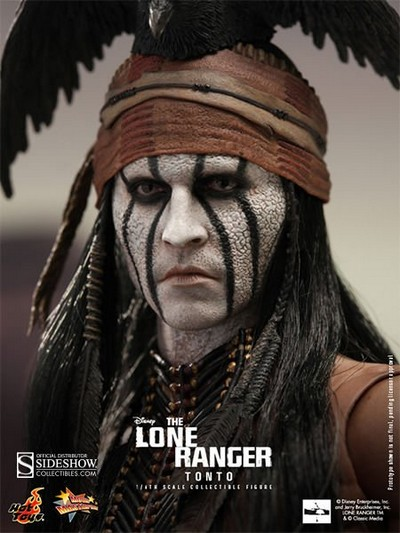 Picture Gallery for Hot Toys MMS217 Tonto Poseable Figure  The Lone Ranger