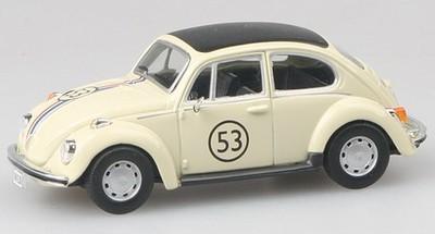 Model Car Beetle Vw Cararama 1//43 Herbie