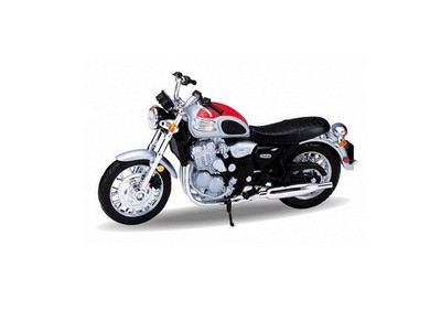 Picture Gallery for Welly 12173 Triumph Thunderbird (2002)  - Motorcycle