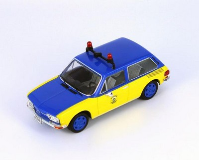 Picture Gallery for PremiumX PRD237 VW Brasilia (Policia Rodoviaria Federal 1975)
