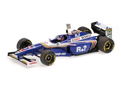 Williams Renault FW17 David Coulthard n°6 Onyx 1//43 1995 F1