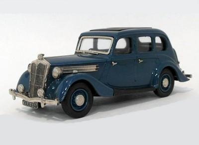 Polizei Wolseley 18_85 Serie Iii Spielzeugautos & Zubehör