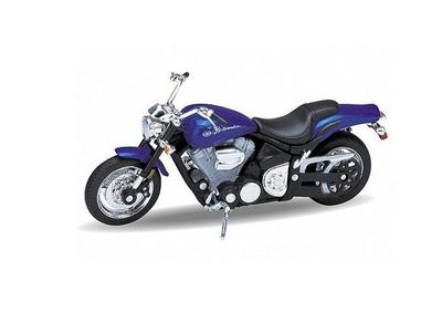 Yamaha Roadster Warrior (2002)  - Motorcycle