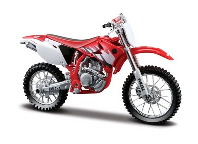 Picture Gallery for Maisto 04049R Yamaha YZ 450F  - Motorcycle