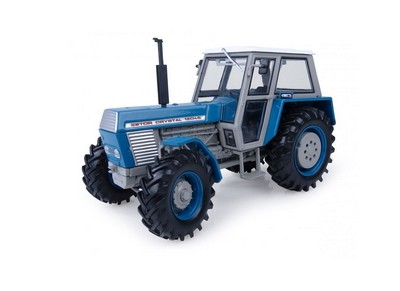 Picture Gallery for Universal Hobbies J4985 Zetor Crystal 12045 4WD Museum Edition (1972)  - Tractor