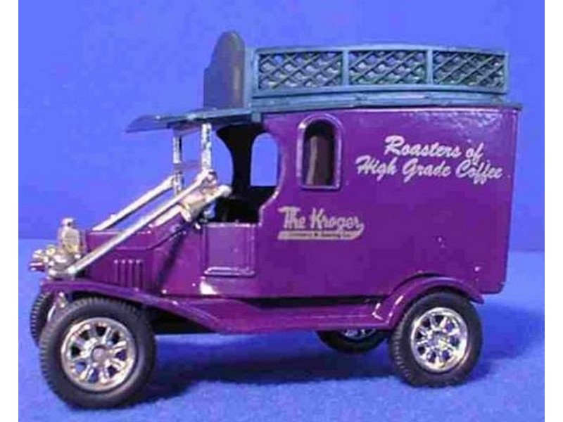 Busch 80021 Ford V8 G917T HO Scale Model Vehicle