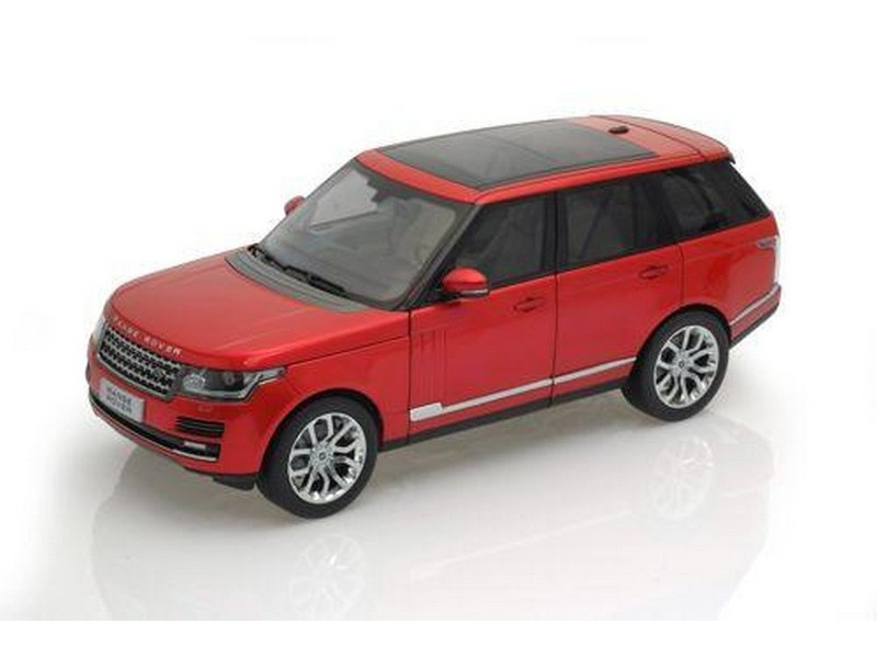 Picture Gallery for Clairs 11006MBRED Rangerover Red