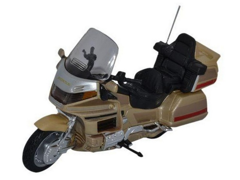 Picture Gallery for Welly 12148PW Honda Goldwing