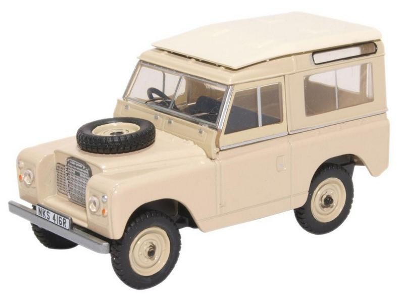 Land Rover Land Rover Series III SWB St Wagon Limestone