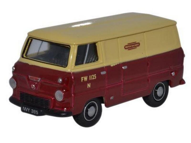 Corgi Toys  447 Walls Icecream Ford Thames Van Custom Display Stand