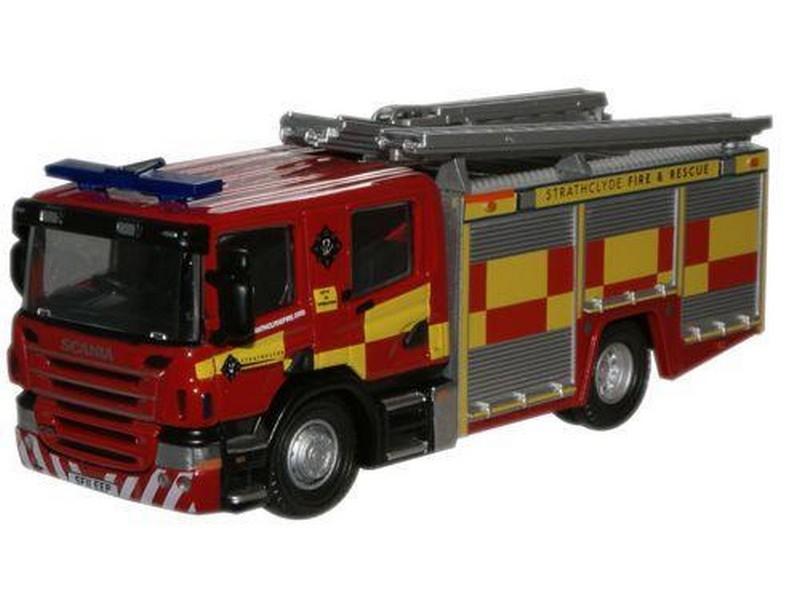 Scania Fire Pump Cp28 Strathclyde