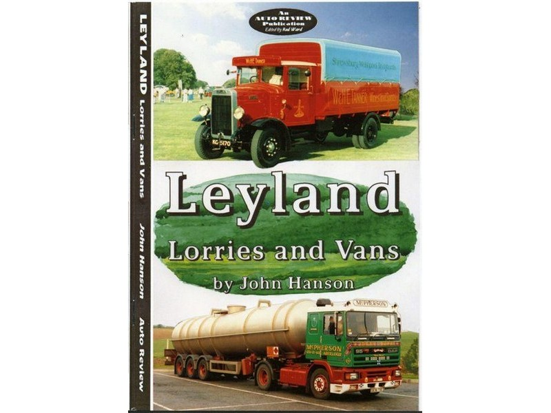 Auto Review Books Leyland Lorries And Vans