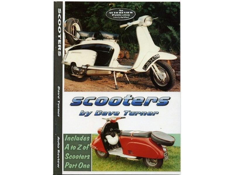 Auto Review Books Scooters Including A To Z Part 1