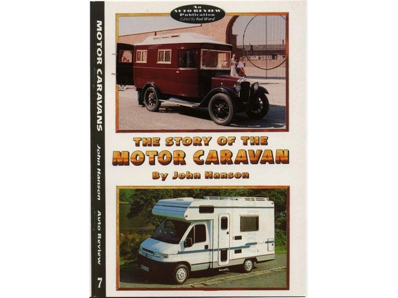 Auto Review Books The Motor Caravan
