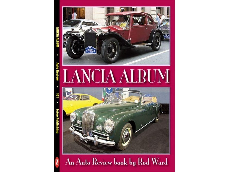 Picture Gallery for Auto Review AR101 Auto Review Books Lancia Album