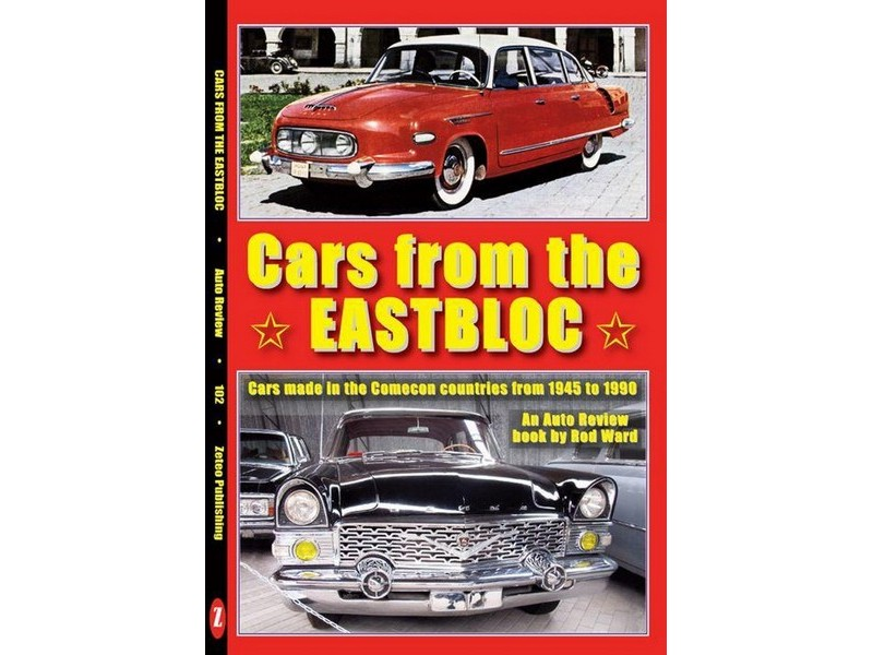 Picture Gallery for Auto Review AR102 Auto Review Books Eastbloc Cars