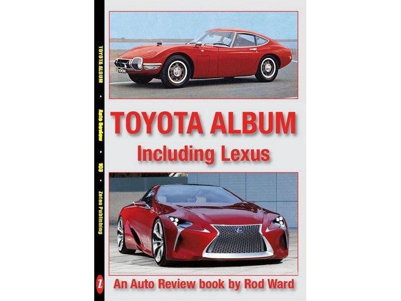 Picture Gallery for Auto Review AR103 Auto Review Books Toyota Album