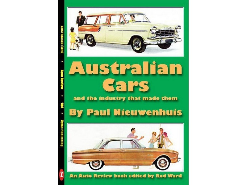 Picture Gallery for Auto Review AR104 Auto Review Books Australian Cars