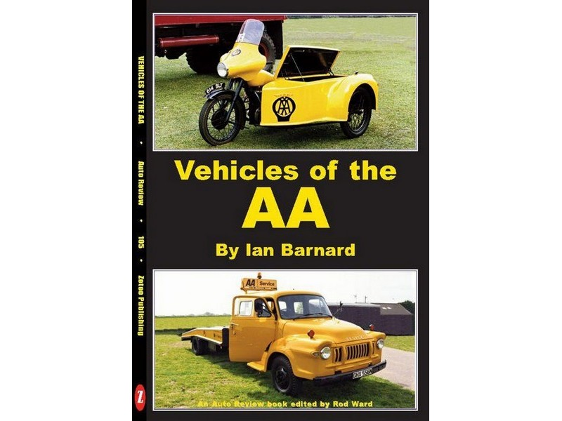 Picture Gallery for Auto Review AR105 Auto Review Books Vehicles Of The Aa