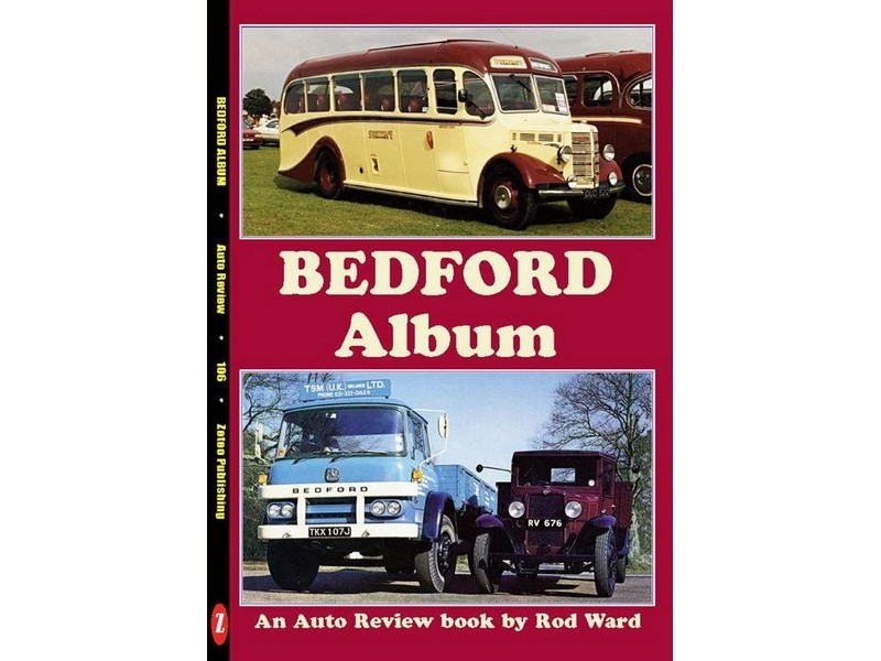 Picture Gallery for Auto Review AR106 Auto Review Books Bedford Album