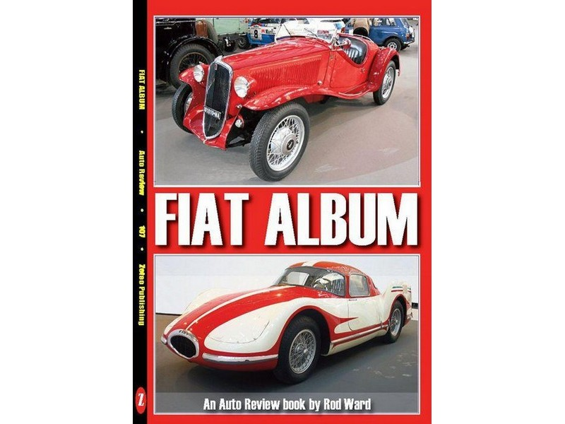 Picture Gallery for Auto Review AR107 Auto Review Books Fiat Album