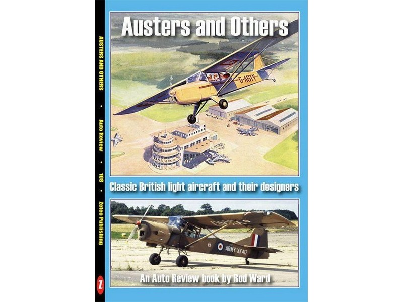 Picture Gallery for Auto Review AR108 Auto Review Books Austers And Others