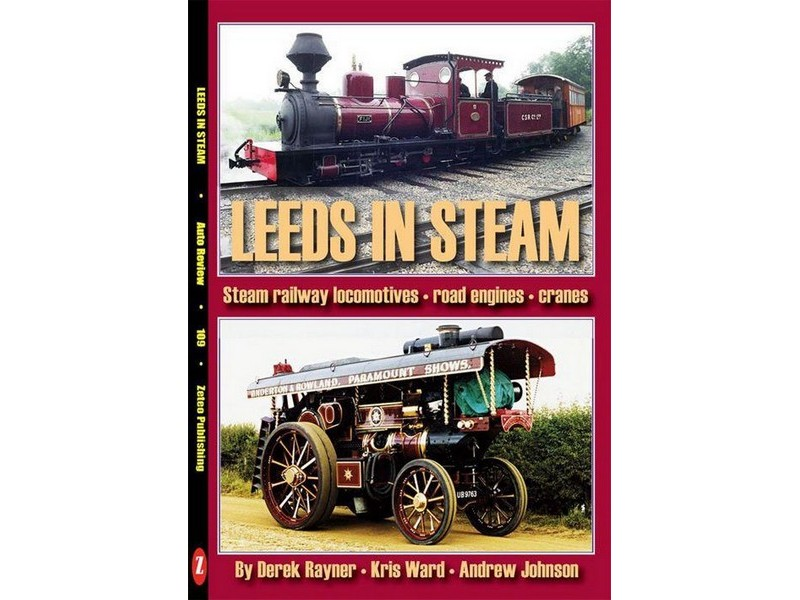 Picture Gallery for Auto Review AR109 Auto Review Books Leeds In Steam