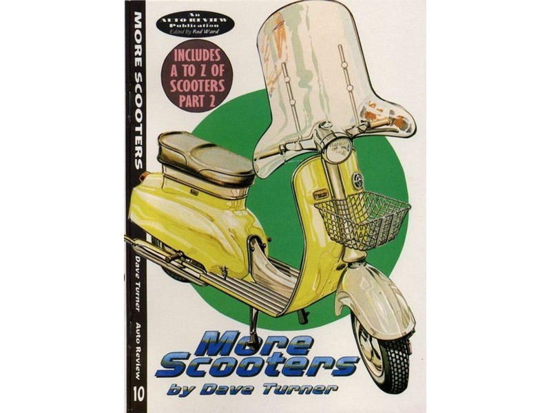 Picture Gallery for Auto Review AR10 Auto Review Books More Scooters
