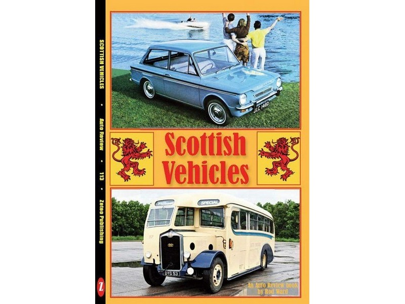 Picture Gallery for Auto Review AR113 Auto Review Books Scottish Vehicles