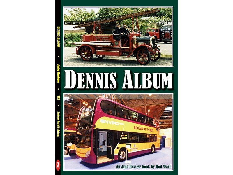 Picture Gallery for Auto Review AR122 Auto Review Books Dennis Album