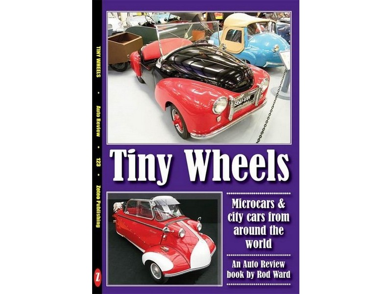 Auto Review Books Tiny Wheels