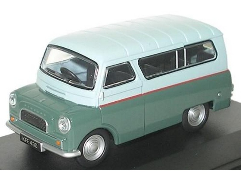 Picture Gallery for Oxford Diecast CA015 Bedford CA Dormobile
