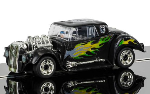Picture Gallery for Scalextric C3708 QUICK BUILD Hot Rod