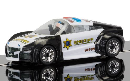 Picture Gallery for Scalextric C3709 QUICK BUILD Police Car