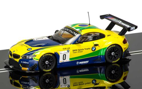 Picture Gallery for Scalextric C3721 BMW Z4 GT3, Brands Hatch 2015