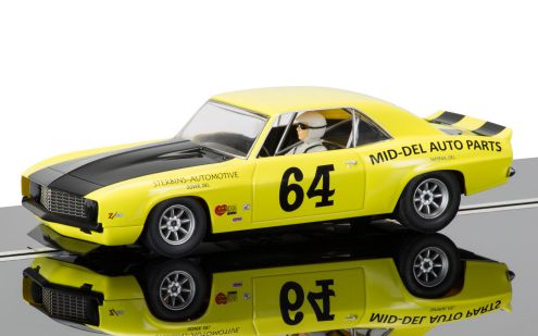 Picture Gallery for Scalextric C3724 Chevrolet Camaro 1969