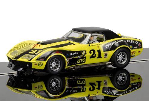 Picture Gallery for Scalextric C3726 Chevrolet Corvette Stingray L88