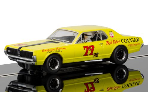 Picture Gallery for Scalextric C3729 Mercury Cougar XR7 1967