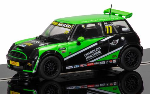 Picture Gallery for Scalextric C3743 BMW MINI Cooper S