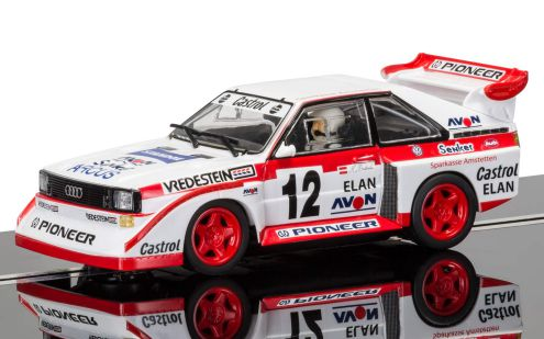 Picture Gallery for Scalextric C3750 Audi Sport Quattro E2