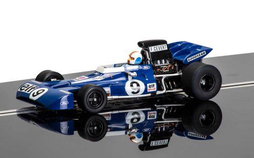 Legends Tyrrell 002