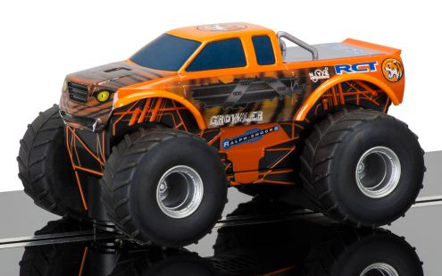 Picture Gallery for Scalextric C3779 Team Monster Truck  Growler