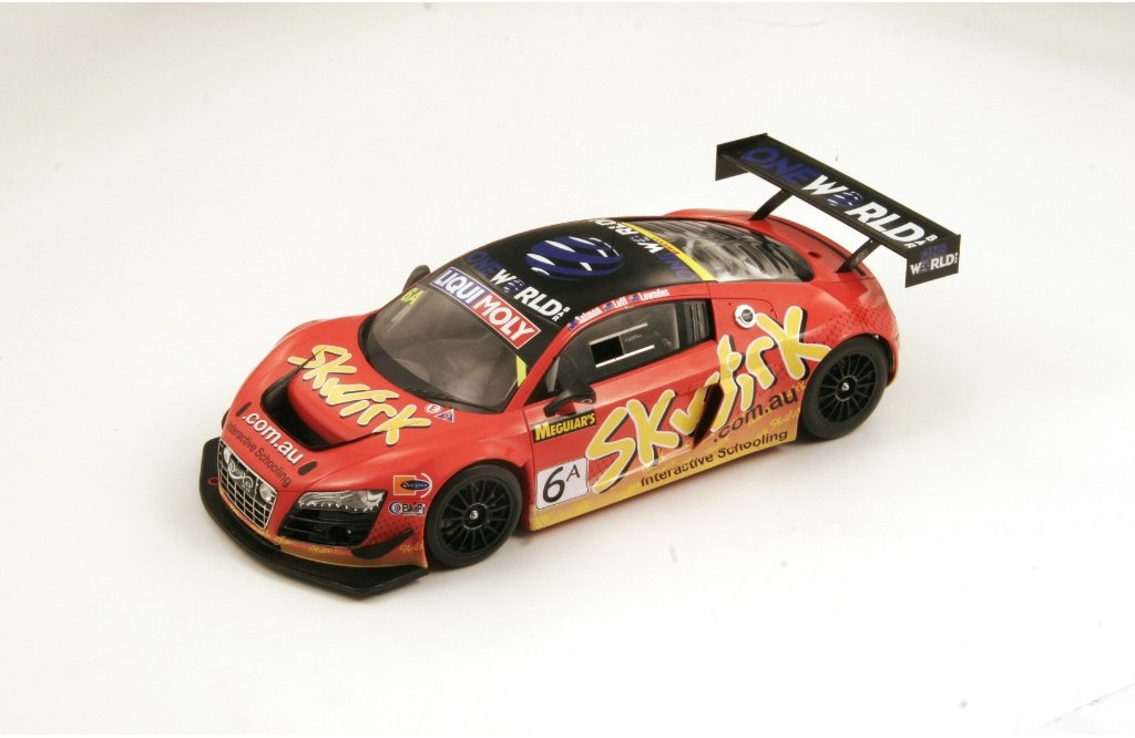Picture Gallery for Spark 18AS005 Audi R8 LMS No. 6 - 12 Hours of Bat...