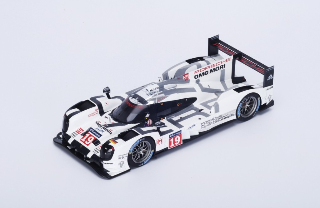 Picture Gallery for Spark 18LM15 Porsche 919 Hybrid n.19 Winner LMP1...