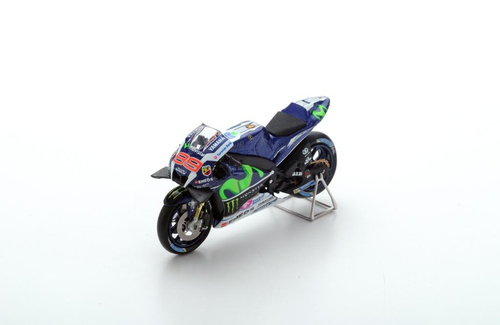Picture Gallery for Spark M43007 Yamaha YZR M1 #99 - Movistar Yamaha...