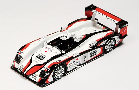 Picture Gallery for Spark S0674 Audi R8 Team GOH, No.5, Winner Le M...